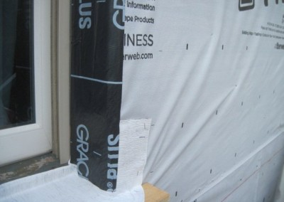 Graco Vycor Adhesive Wrap