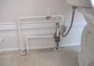 Dual-Supply Plumbing