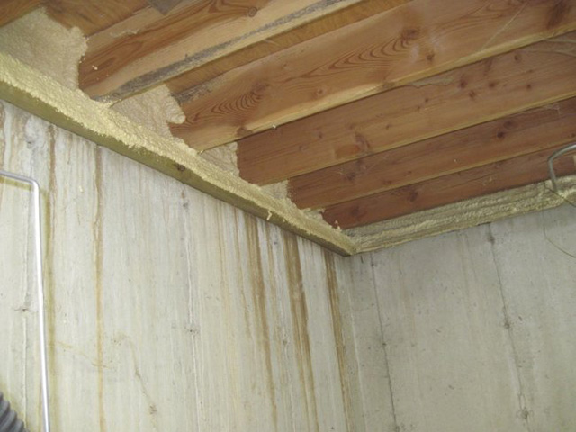 for the best basement sill box and rim joist insulation choose two