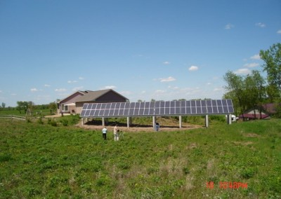 Large PV Electric System