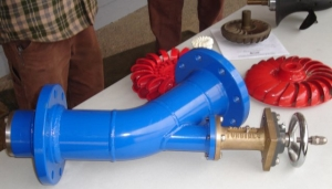 Micro-hydro Energy Services - Automated Needle Control Valve