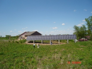 Solar Energy Services - PV Electric System