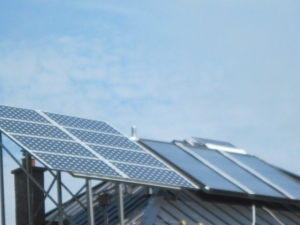 Solar Energy Services - Solar Domestic Hot Water System